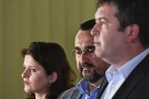 Ve volebním štábu ČSSD nebyl po vyhlášení výsledků důvod k oslavám