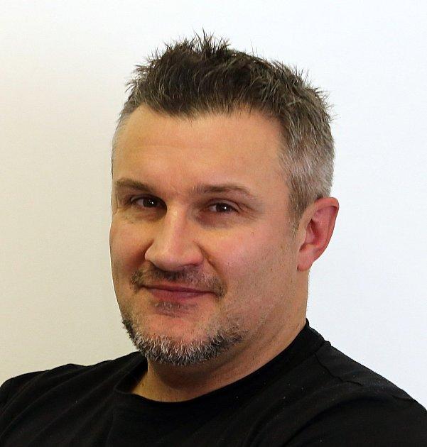 Martin Hamrlík, asistent trenéra PSG Berani Zlín