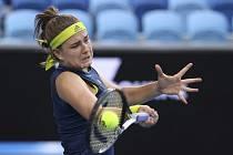 Karolína Muchová prošla do čtvrtfinále Australian Open