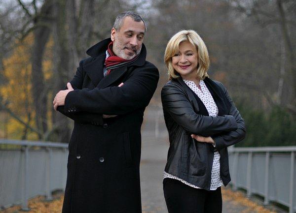 David Suchařípa a Jana Paulová.