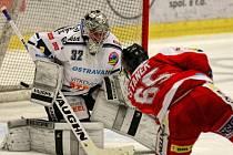 Vítkovice - Olomouc: Robin Staněk proti Partiku Bartošákovi