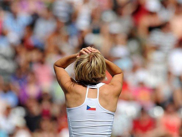 Výškařka Iva Straková zpytuje svědomí, v Berlíně neprošla kvalifikací.