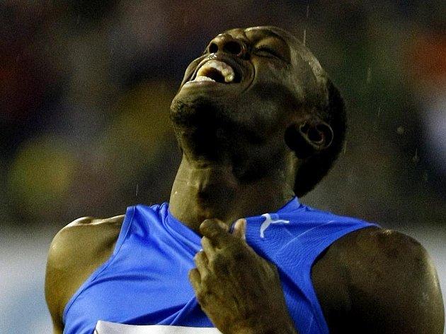 Hvězdný Usain Bolt.