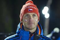 Sportovní ředitel českých biatlonistů Ondřej Rybář