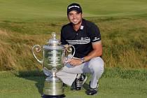 Golfista Jason Day ovládl PGA Championship.