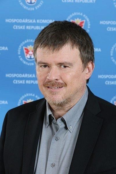 Šéf kominíků Jaroslav Schön