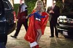 Šéfka volební kampaně Kellyane Conwayová šla za Supermanku.
