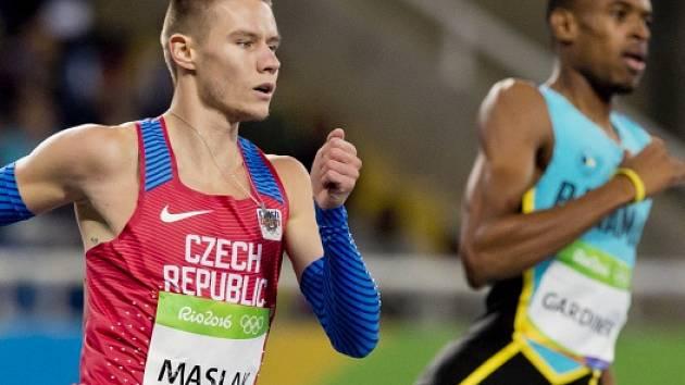 Atlet Pavel Maslák