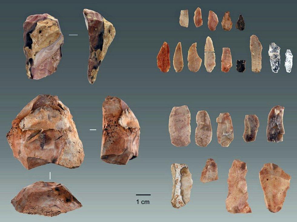 Nové nálezy kamenných nástrojů vyrobených moderními lidmi z jeskyně Picareiro ve středním Portugalsku (na snímku) dokládají, že moderní člověk (Homo sapiens) dosáhl nejzápadnějšího cípu Evropy před 41.000 až 38.000 lety, tedy přibližně o 5000 let dříve, n