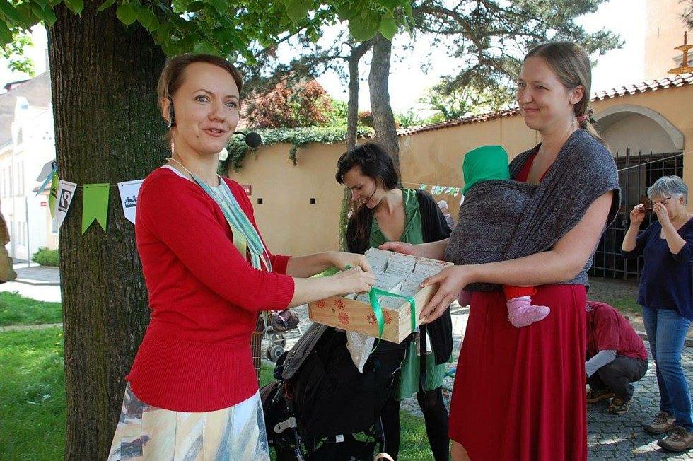 Slavnostní otevření semínkovny v Mělníku