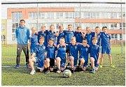 Žáci Základní školy Heyrovského v Olomouci budou školu reprezentovat v kategorii B.