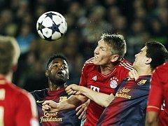 Barcelona proti Bayernu utrpěla druhý debakl za posledních osm dní.