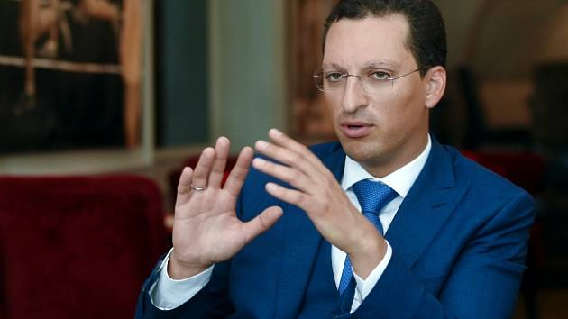 Miliardář Kiril Šamalov