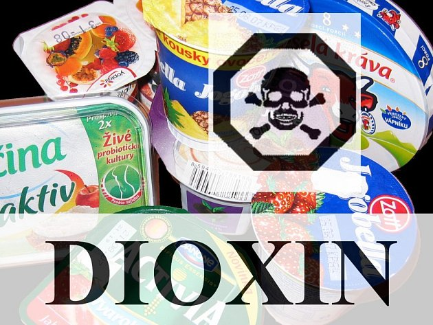 Je v potravinách dioxin?