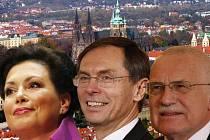 Bobošíková, Švejnar nebo Klaus?