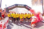 Závod Spartan Sprint přilákal v roce 2018 do Kutné Hory tisícovky závodníků. V dubnu se dočká opakování.