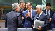 Mateusz Morawiecki na summitu EU v Bruselu