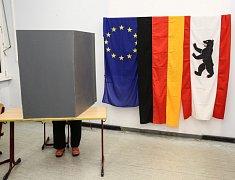 V 8 ráno se v Německu otevřely volební místnosti