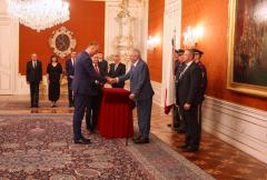 Prezident Miloš Zeman jmenuje členy bankovní rady ČNB