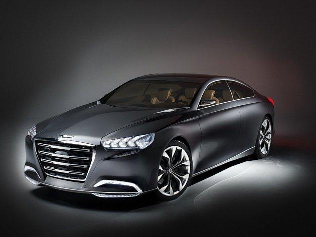 Hyundai HCD-14 Genesis.
