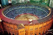 Poslední zápas. Tak vypadala La Plaza Monumental, když se loučila s býky a toreadory. Za pár let tu může být mešita.