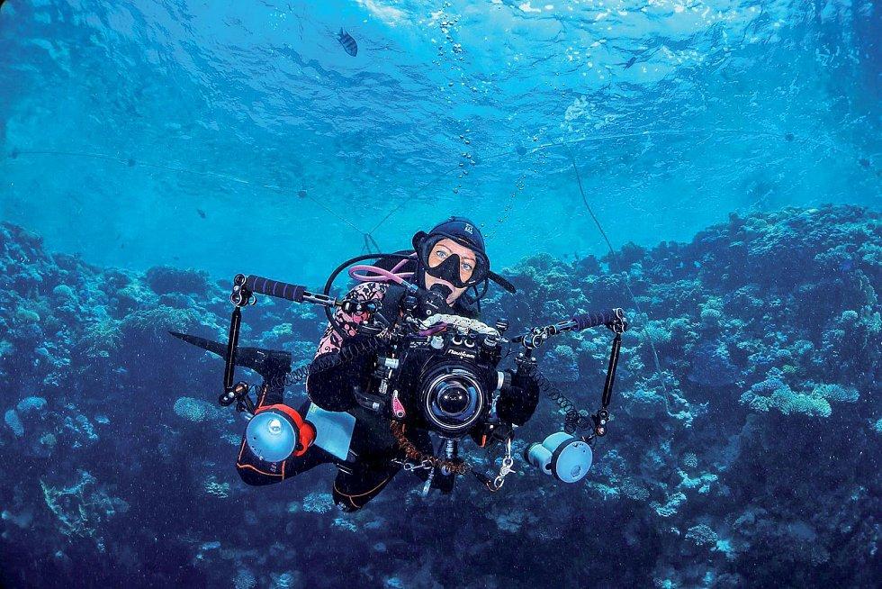 Potápění odkrývá úplně novou dimenzi