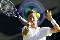 Druhý den na Wimbledonu: Tomáš Berdych měl problém ve druhém setu