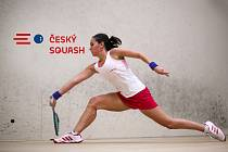 Čeští squashisté mají nové logo.