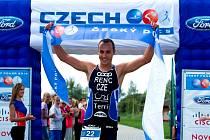 Tomáš Řenč, Nejúspěšnější sportovec Slaného 2015.