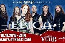 EPICA w/ VUUR + Myrath | Zlin Masters Of Rock Café