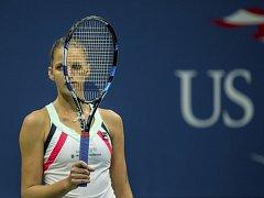 Karolína Plíšková na US Open.