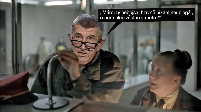 Poté, co se Andrej Babiš navzdory svým slovům rozhodl zůstat v politice i jako opoziční poslanec, se mohl vztah mezi jím a Prchalem opět změnit