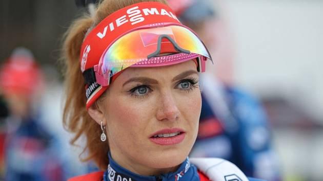 Gabriela Koukalová dlouhodobě vystupuje proti dopingu ve sportu