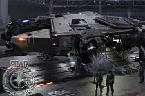 Počítačová hra Star Citizen.