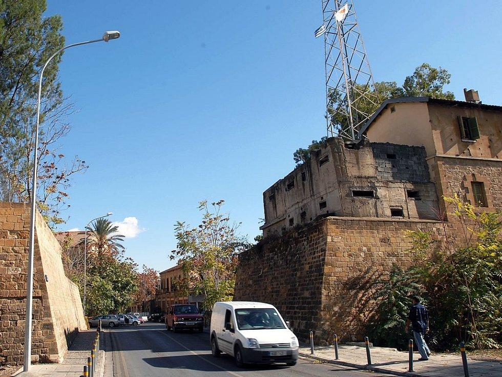 Kypr - rozdělené město