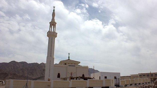 Mešity na Sinaji
