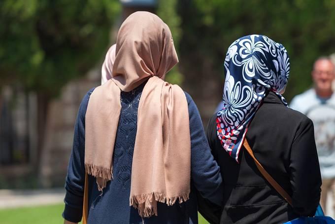 Muslimské ženy - Ilustrační foto
