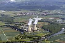 Německo 27. 6. 2015 odstavilo svou nejstarší dosud provozovanou jadernou elektrárnu Grafenrheinfeld