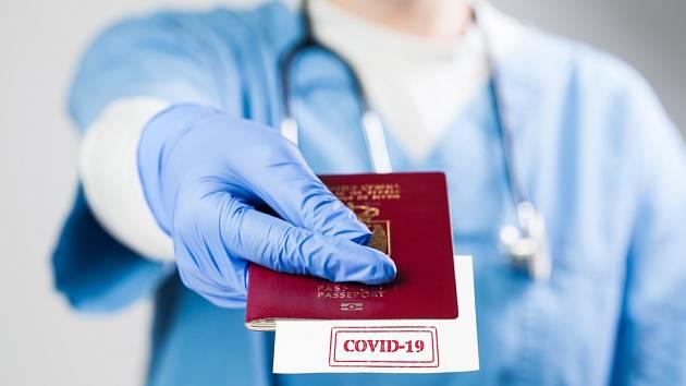 Cestování v době koronaviru