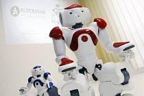 Humanoidní robot NAO.