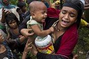 Rohingové vyhánění z Barmy