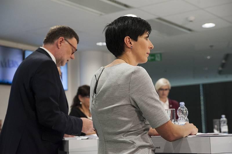 Předvolební debata Deníku: Markéta Adamová-Pekarová