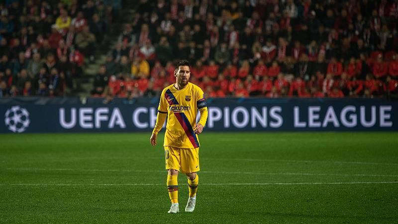 Není to tak dávno, co Lionel Messi nastoupil v Edenu. Vrátí se sem někdy v dresu PSG?