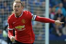 Wayne Rooney na všechno nestačí