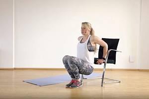 V dnešním videu pro ženy 50 + se lektorka Alena Vídeňská zaměřila na problémové partie