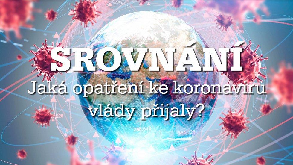 Jak si poradily s nákazou koronaviru ve světě?