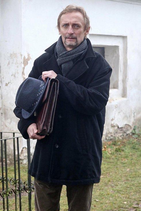 Kamil Halbich v seriálu Temný Kraj (2019)