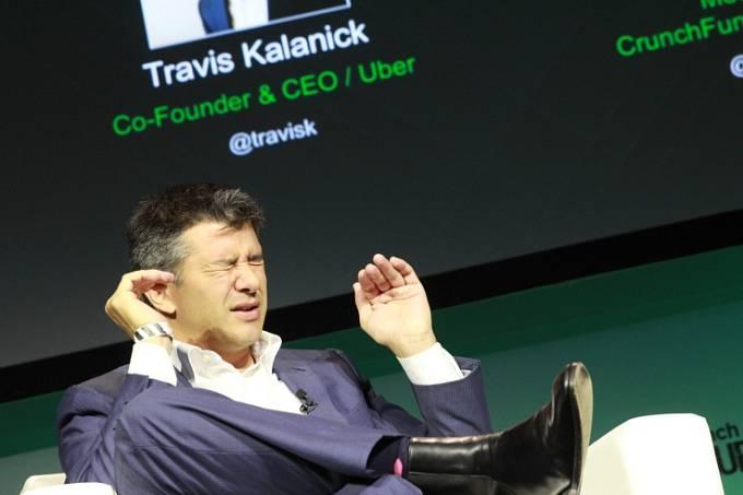 Bývalý výkonný ředitel Uberu a jeden z nejbohatších lidí na světě Travis Kalanick