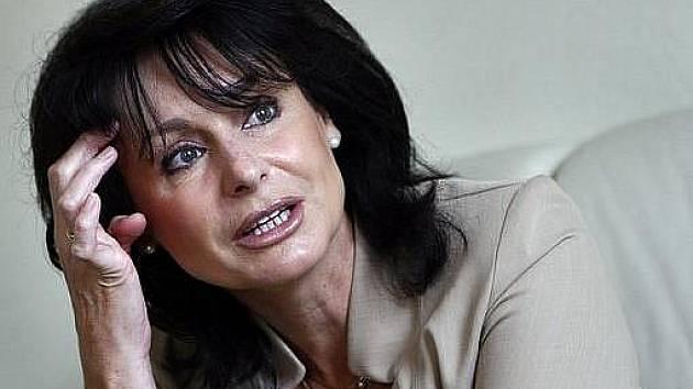 Bývalá nejvyšší státní zástupkyně Renata Vesecká.