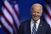 Nově zvolený prezident Joe Biden.